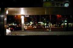 2104/1716 (june1777) Tags: snap street seoul night light bokeh kyocera contax n digital ndigital nd carl zeiss planar nplanar 50mm f14 250