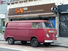 Red Van - 20 May 2019 (John Oram) Tags: vw volkswagen vwcamper vwvan 2003p1110122ce var793m
