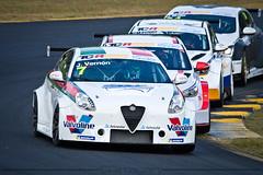 Alfa - No: 7 Jimmy Vernon (CGiMagery) Tags: frontwheeldrive 20turbo alfa sydneymotorsportpark smp australia tcrseries tcr tcraustralia motorsport italian