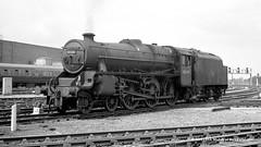 c.1964 - York. (53A Models) Tags: britishrailways stanier lms class5 black5 5mt 460 45638 steam york train railway locomotive railroad