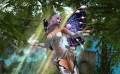 A fairy at Elvion (beccaprender) Tags: catwa catya bento maitreya lara session ling doe secretsofgaia theplastik fairy fantasy elvion