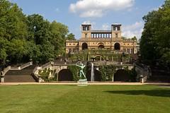 Park Sanssouci - Orangerie (Rene_Potsdam) Tags: orangerie potsdam brandenburg deutschland europe europa potsdamparksanssouci