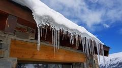 Estalactitas (chuma23m) Tags: nieve hielo estalactitas