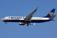 EI-FIT  737-8AS Ryanair  Reus 06-07-16 (Antonio Doblado) Tags: eifit reus boeing b737 737 ryanair aviación aviation aircraft airplane airliner