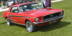 Ford Mustang (1968) (andreboeni) Tags: ford mustang 1968 classic car automobile cars automobiles voitures autos automobili classique voiture rétro retro auto oldtimer klassik classica classico