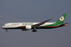 B-17881 NRT 20.12.2018 (Benjamin Schudel) Tags: eva air boeing 787900 dreamliner b17881 nrt tokyo international airport japan