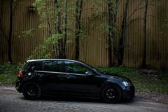 standing still (clogz) Tags: mk7 gtd diesel black golf volkswagen vw ill oz hr