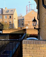 Rotherhithe (Zunkkis) Tags: rotherhithe london houses