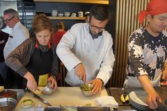 19-05-2019 BJA Kaiseki Workshop with Chef Kamo and Chef Suetsugu - DSC00663
