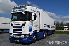 Add Watermark201905210111 (2) (richellis1978) Tags: truck lorry haulage transport logistics cannock scania norscot s s730 v8 sv19njx