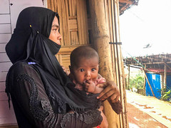 BCF Delivering Humanitarian Aids to The Rohingya Refugees in Kutupalog camp, in Cox's Bazar, Bangladesh (8)