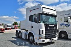 Add Watermark201905210109 (richellis1978) Tags: truck lorry haulage transport logistics cannock scania 164 164l 480 v8 rx04euu