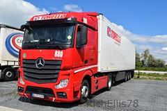 Add Watermark201905210109 (3) (richellis1978) Tags: truck lorry haulage transport logistics cannock mercedes benz actros mp4 torello sk slovakia bl7100m