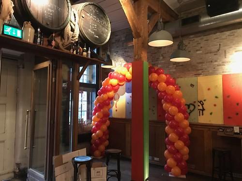 Ballonboog 7m Carnaval De Boterhal Breda