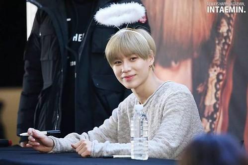 Taemin fan photo