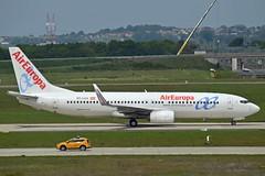 Air Europa EC-LXV Boeing 737-85P Winglets cn/36594-4666 @ LFPG / CDG 06-05-2019 (Nabil Molinari Photography) Tags: air europa eclxv boeing 73785p winglets cn365944666 lfpg cdg 06052019