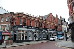 The Belle Vue, Merthyr Tydfil (Snappy Pete) Tags: pub publichouse tavern inn building street people cars merthyrtydfil glamorgan southwales uk greatbritain