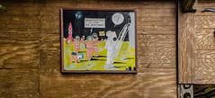 09-Tintin et Milou avant Armstrong (Alain COSTE) Tags: 2019 hautevienne lavarache limousin nikon ocb printemps sigma20mmf14 eymoutiers france musée de la récup muséedelarécup