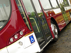 Doors of 1141 (SRB Photography Edinburgh) Tags: lothian buses bus ukbus former london exlondon wrightbus b9tl