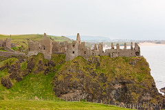 Old castle, Game of Thrones location, Northern Irland (KronaPhoto) Tags: irland 2019 vår northernirland gameofthrones location castle slott old aged landscape landskap view seaside seascape nature visitirland travel tourism touristattraction tourist