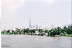 000055 (vuphone0977) Tags: vietnam yashica takuma 55f18 vistaplus200 saigon sàigòn cafe2fone landscape streetlife mylife