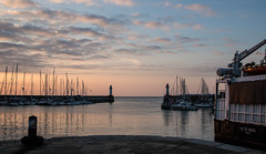 Belle-Ile au matin (Nadia (no awards please !)) Tags: bretagne belleile matin morning ciel sky