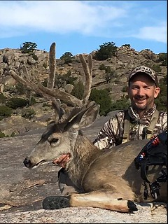 Wyoming Elk Hunt and Mule Deer Hunt 21