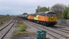 56113+56090 (66760 David Gordon Harris) Tags: colas class56 56113 56090 6e32 barnetby preston lindsey
