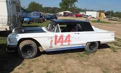 Ford Thunderbird Dirt Track Racer 1958 -2- (Zappadong) Tags:
