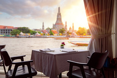 Wat Arun temple (anekphoto) Tags: bangkok bar rooftop sunset rattanakosin sala wat arun food tha thailand river asia famous view drink landmark cocktail background phraya chao temple city restaurant people summer beautiful tourism destination tour juice camera old traveler water fresh holiday travel landscape outdoor sky watermelon building day freshness fruit party urban relax cool