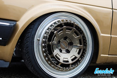 "Split wheels VW Golf MK2 • <a style=""font-size:0.8em;"" href=""http://www.flickr.com/photos/54523206@N03/46985055865/"" target=""_blank"">View on Flickr</a>"
