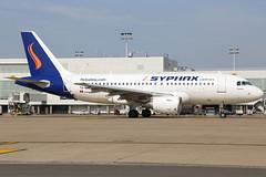 TS-IEF 06092013 (Tristar1011) Tags: ebbr bru brusselsairport syphaxairlines airbus a319100 a319 tsief karama