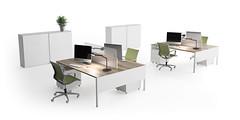 Lance-roble-estela-blanco-33 (Ekipoffice) Tags: ofifran officefurniture lance ekipoffice mobiliarioescritorio secretarias mesas