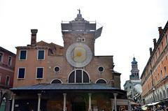 San Giacomo di Rialto (Joe Shlabotnik) Tags: church chiesa italia april2019 2019 venezia venice italy clock afsdxvrzoomnikkor18105mmf3556ged