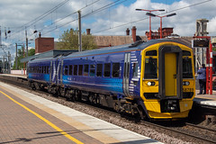 Northern 158789 (Mike McNiven) Tags: arriva railnorth northern scotrail sprinter supersprinter dmu diesel multipleunit barrow barrowinfurness manchester manchesterairport airport wigan northwestern