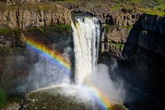 Palouse Falls (Richard McGuire) Tags: palouse palousefalls steptoebutte washington landscape