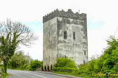 Ballindooley Castle County Galway (Salmix_ie) Tags: ballindooley castle county galway 1480 norman deburgo family redmond regough burke british gunboat helga 1916 uprising 1989 15th century nikon nikkor d500 april 2019 restored