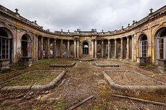 ...garden. (lars feldhaus) Tags: abandoned garden roadtrip travel outside nature architecture victorian