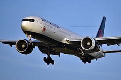 "Air Canada C-FITW Boeing 777-333ER cn/35298-638 ""733"" @ EGLL / LHR 15-05-2019 (Nabil Molinari Photography) Tags: air canada cfitw boeing 777333er cn35298638 733 egll lhr 15052019"