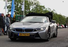 2019 BMW i8 Roadster (rvandermaar) Tags: 2019 bmw i8 roadster bmwi8 bmwi8roadster sidecode9 xh753n