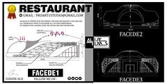 ILYASSE ALIJ (proart1studio) Tags: layout 2d facade details