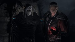 The Undead (Jillian-613) Tags: skyrim tes games screenshot elves elf fantasy necromancer vampire
