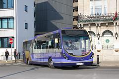 First 63059 SK63 KJZ (johnmorris13) Tags: first 63059 sk63kjz wrightbus streetlite bus