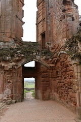 Kenilworth Castle, Great Hall (Clanger's England) Tags: kenilworthcastle warwickshire england