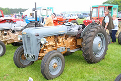 Ferguson Grey Gold 35 Tractor (SR Photos Torksey) Tags: woodhall spa show agriculture vintage classic tractor farm 2019 ferguson grey gold 35