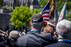190520-A-HT486-1021 (West Point - The U.S. Military Academy) Tags: alumniwreathlayingceremony alumnireview usma class 2019