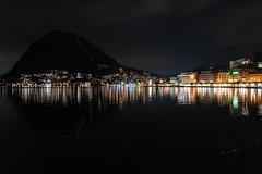 Lake Lugano (myfrozenlife) Tags: lugano switzerland aerialphotos lakelugano vacation trip travel swim ticino