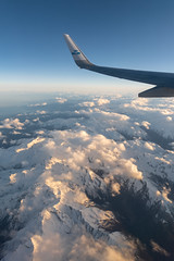 KLM Flight - Milan to Amsterdam (myfrozenlife) Tags: fromabove flight travel swim klm switzerland trip alps vacation sky lugano aerialphotos fiesch cantonofvalais