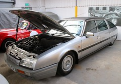 D255 YCH (Nivek.Old.Gold) Tags: 1987 citroen cx 25 prestige abs automatic aca