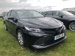 2019 Toyota Camry Hybrid (UK SPEC) (josh@mgmsolihull.co.uk) Tags: camry toyotacamry toyota
